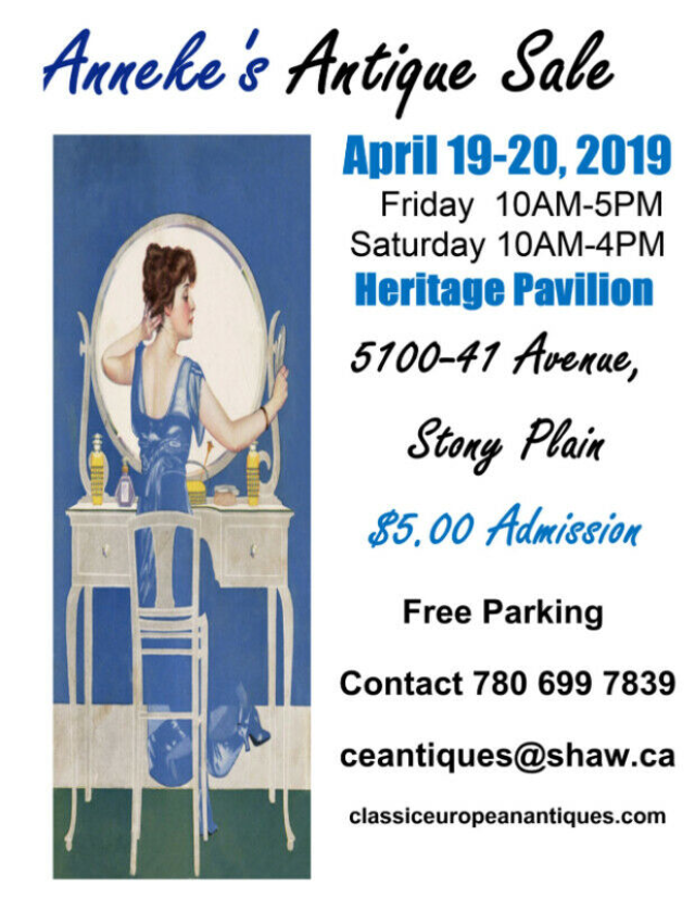 Antique Sale 2019